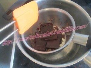 Gateau marbré aux bonbons cola10