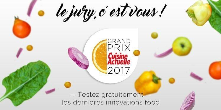 grand prix Cuisine actuelle 2017