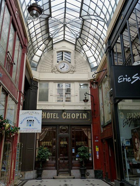 hotel chopin passage J