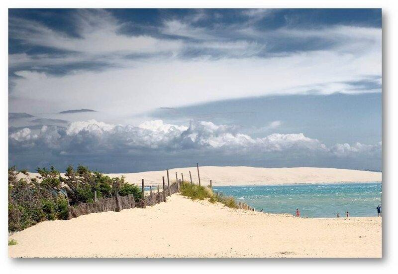 Photo-dune-du-pyla-cap-ferret-cloture
