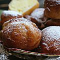 Racuchy*** Petits beignets polonais