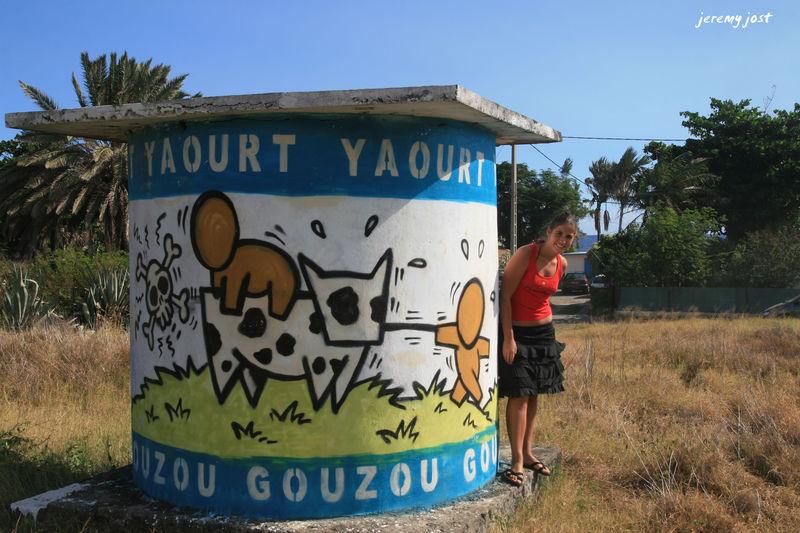 gouzou yaourt