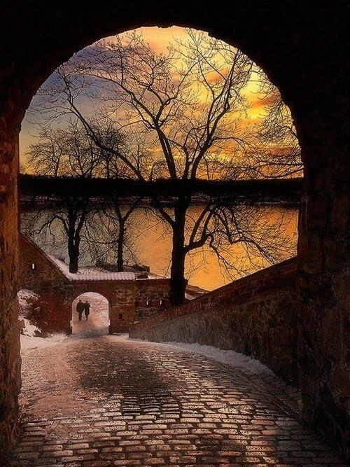 hiver village