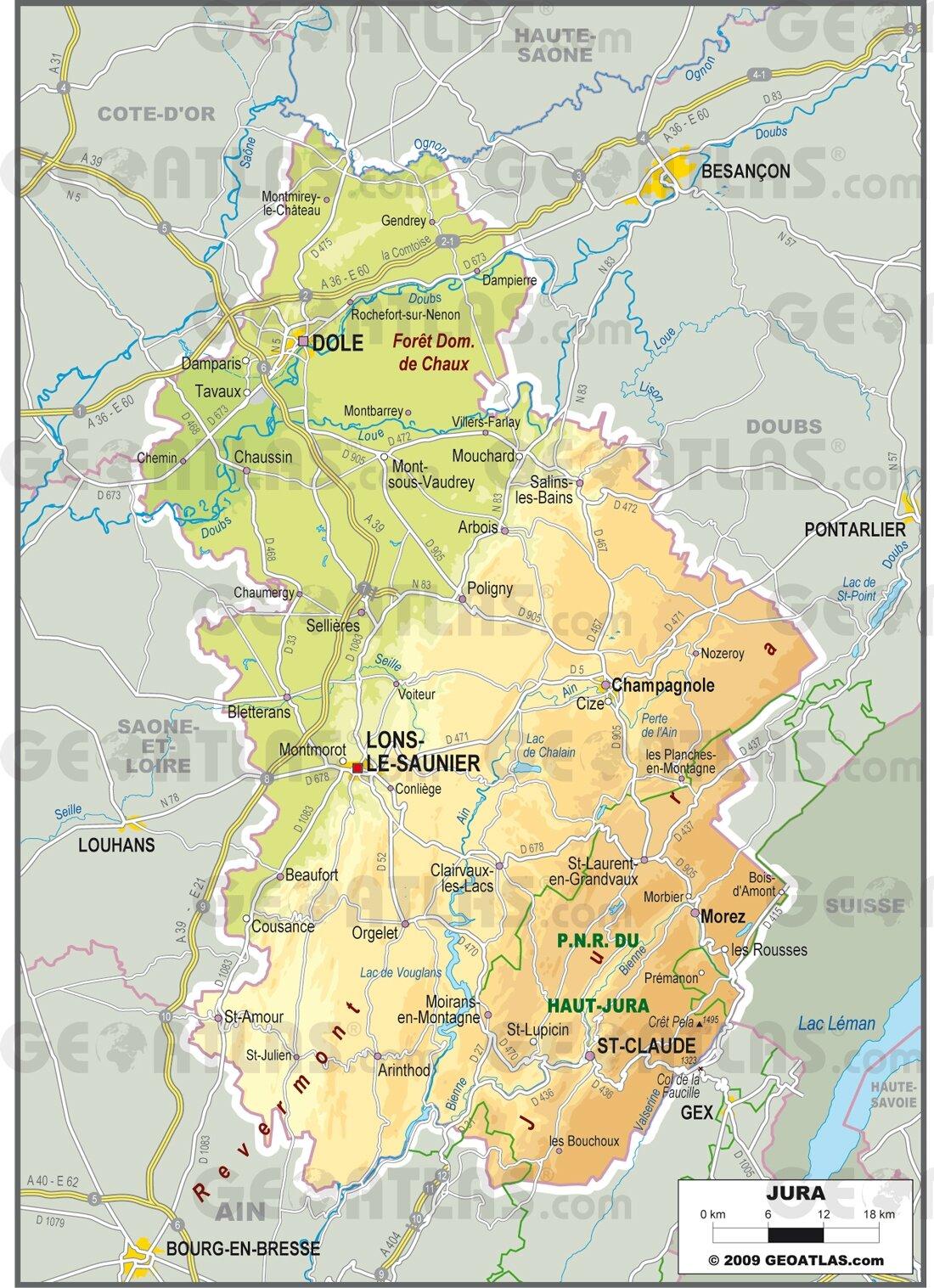 Le jura - Office de tourisme les rousses 39 jura ...
