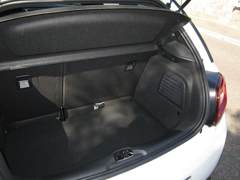 CITROEN DS3 SO CHIC CAISSON DE BASSE