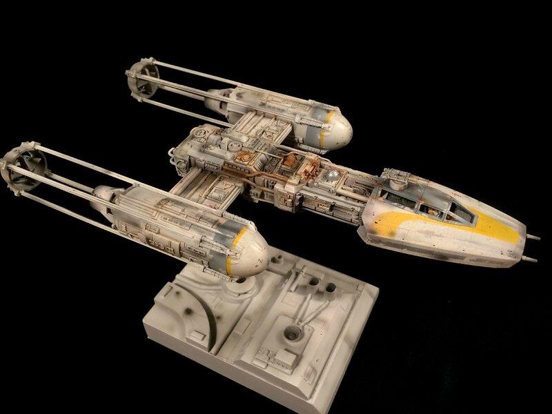 Y-Wing 15
