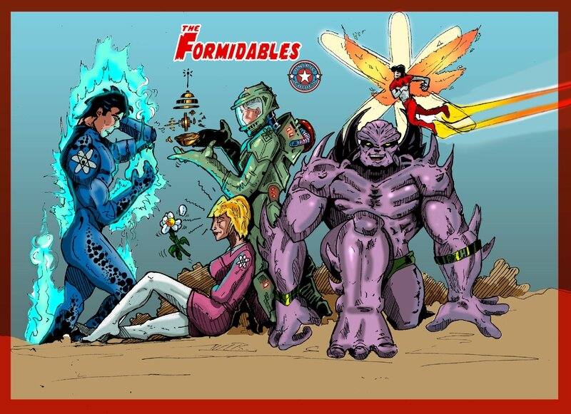 the formidables