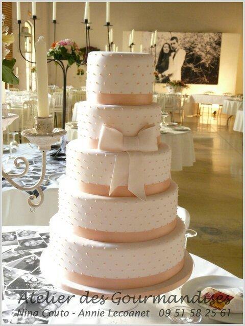 wedding cake Anita remyw