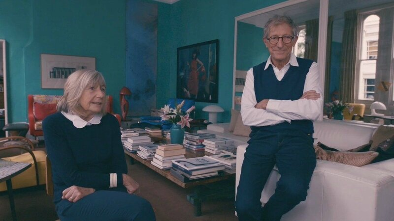 inside david hockney 's former home 0