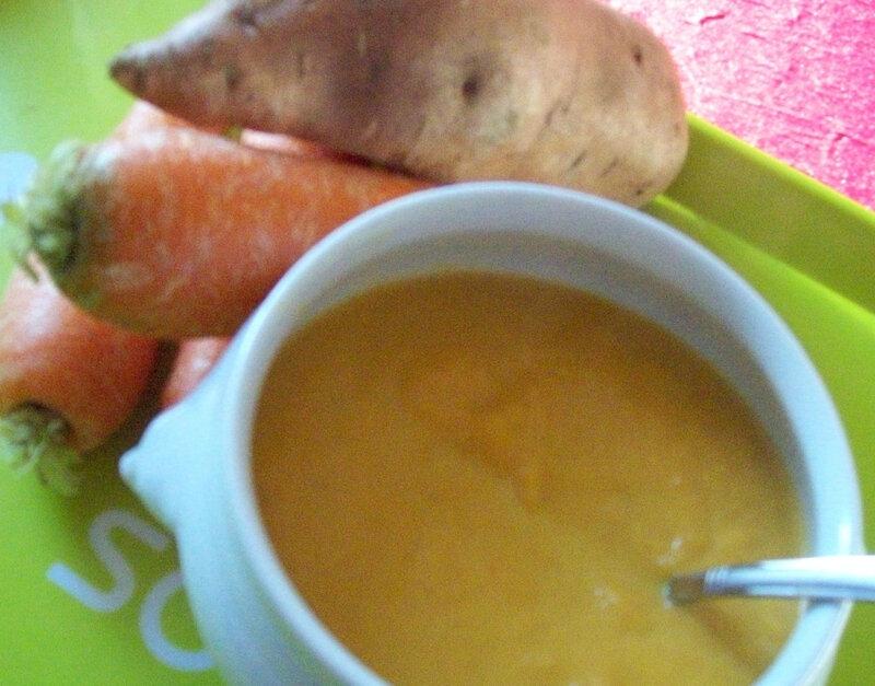 velouté carottes