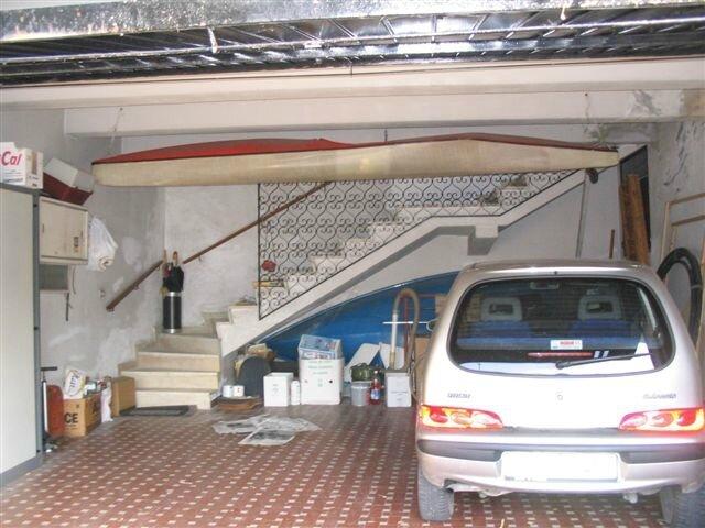 Interno Garage