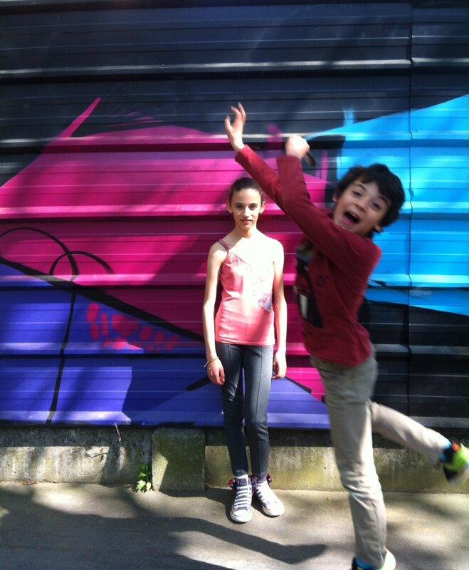 jj graffitis