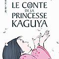 Le conte de la princesse Kaguya (I.Takahata)