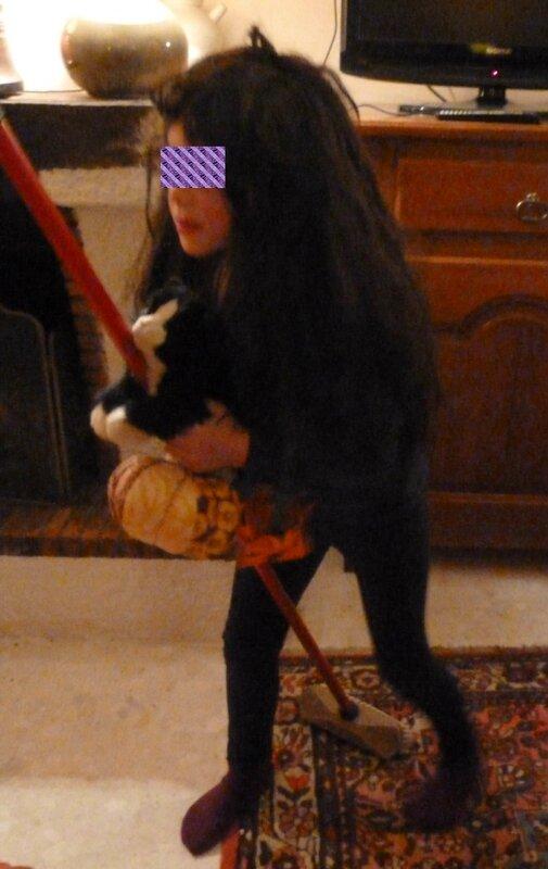 Halloween Sarah