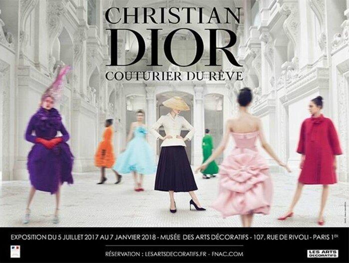 Arts truong Au Du Christian Rêve Alain Décoratifs r Couturier Dior xggqHwBXv