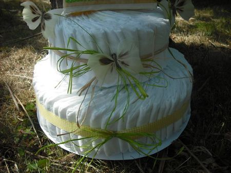 gateau de couches 005