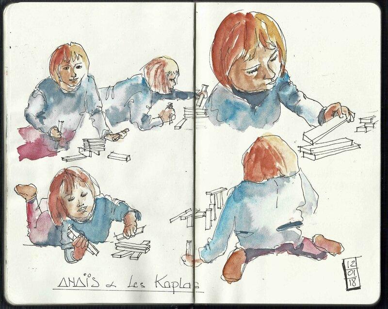 Anaïs et les Kaplas