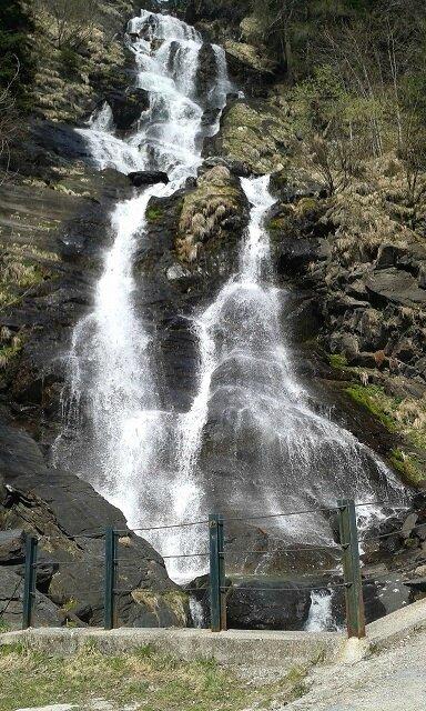 calvi cascata