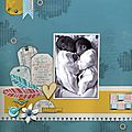Inspiration avec le Kit Atelier Multi*Pages d'avril