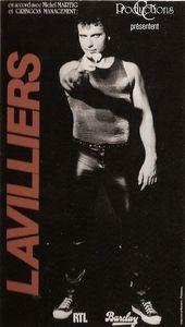 1981_11_Bernard_Lavilliers_Palais_des_Sports_Billet