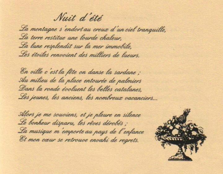 67 Nuit Dété Isabelle Callis Sabot