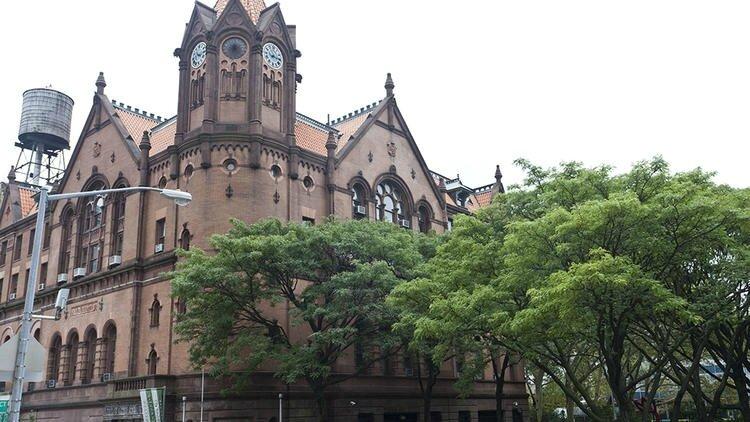 harlem courthouse