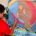 Atelier graff à sathonay-camp
