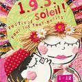 3e édition du festival 1.9.3. soleil !