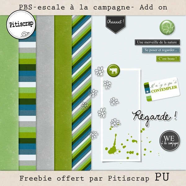 PBS-escale à la campagne-Pitiscrap-addon- 0 preview