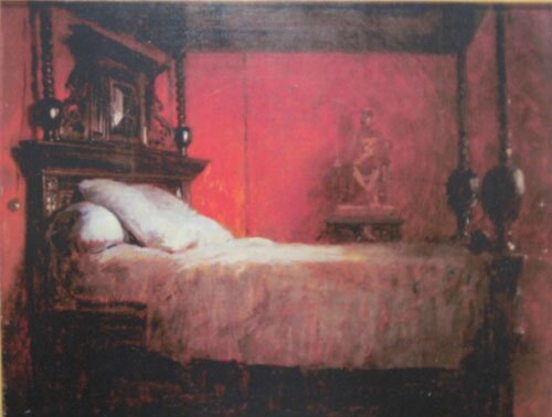 Chambre rouge (1)