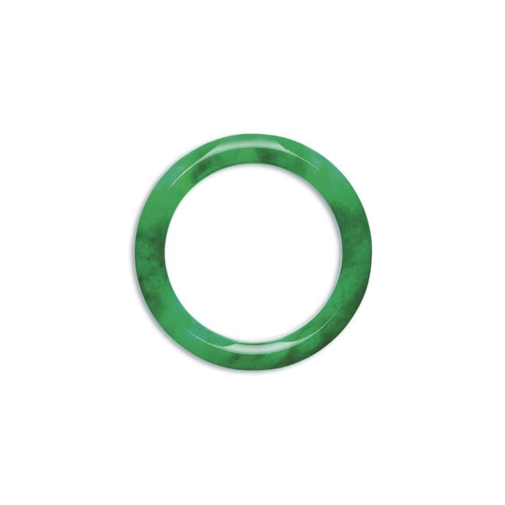 Fine Jadeite Bangle
