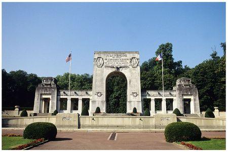 Mémorial Lafayette 1