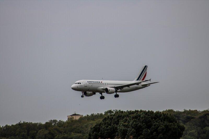 Airbus A320 d'Air France