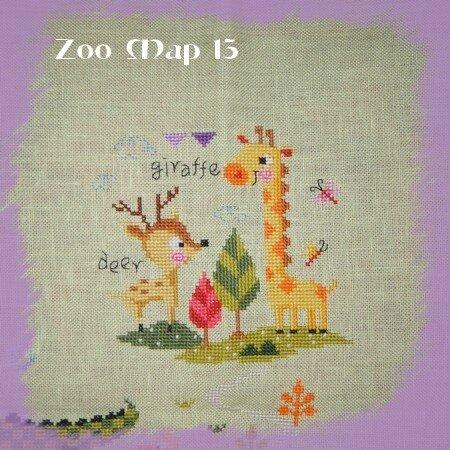 Zoo Map 13