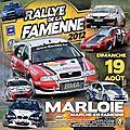 20 Rallye de la Famenne