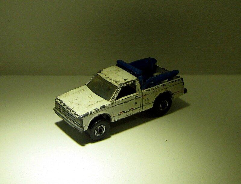 Beach patrol (1983)(Hotwheels)