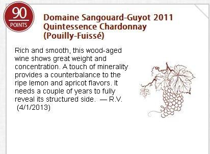 Sangouard-Guyot---Pouilly-fuissé-Quintessence-2011
