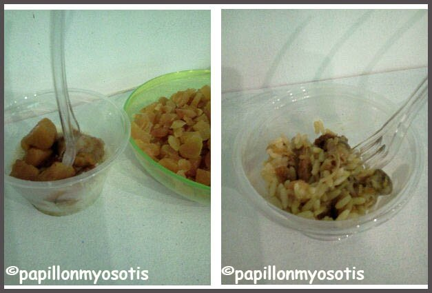 Garbit Expérience : les recettes : couscous & paëlla