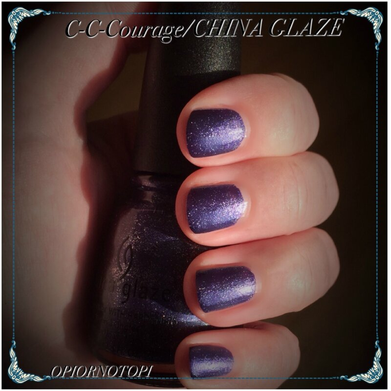 C-C-Courage/CHINA GLAZE