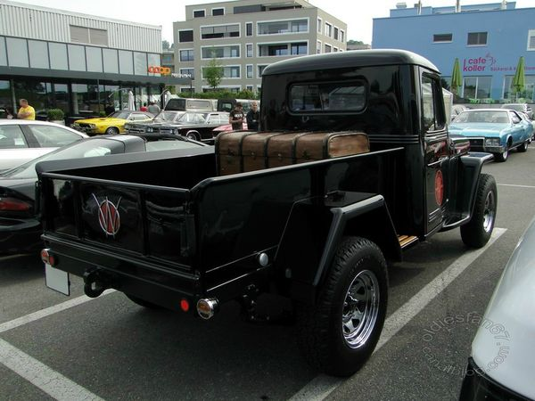 willys-overland jeep truck 1947 1950 b