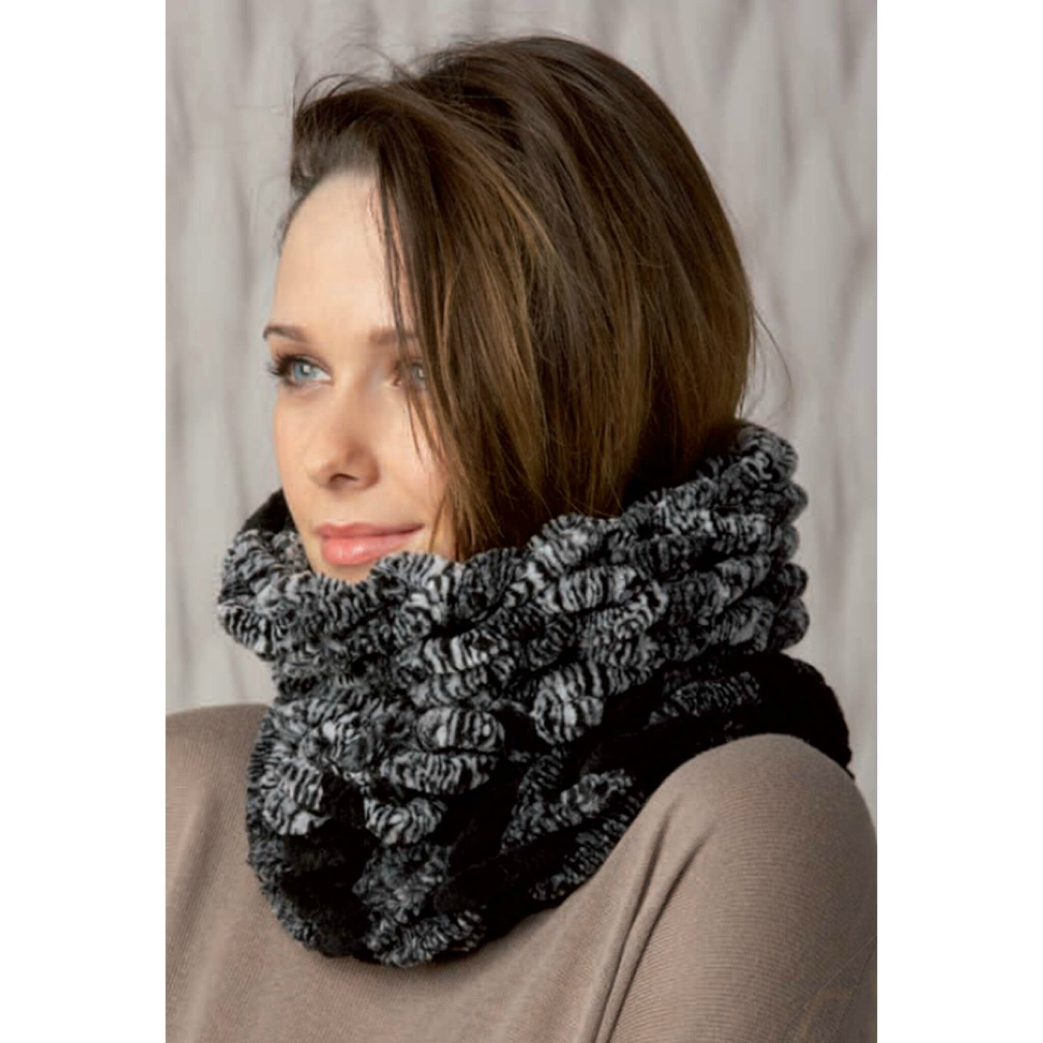 modele snood katia