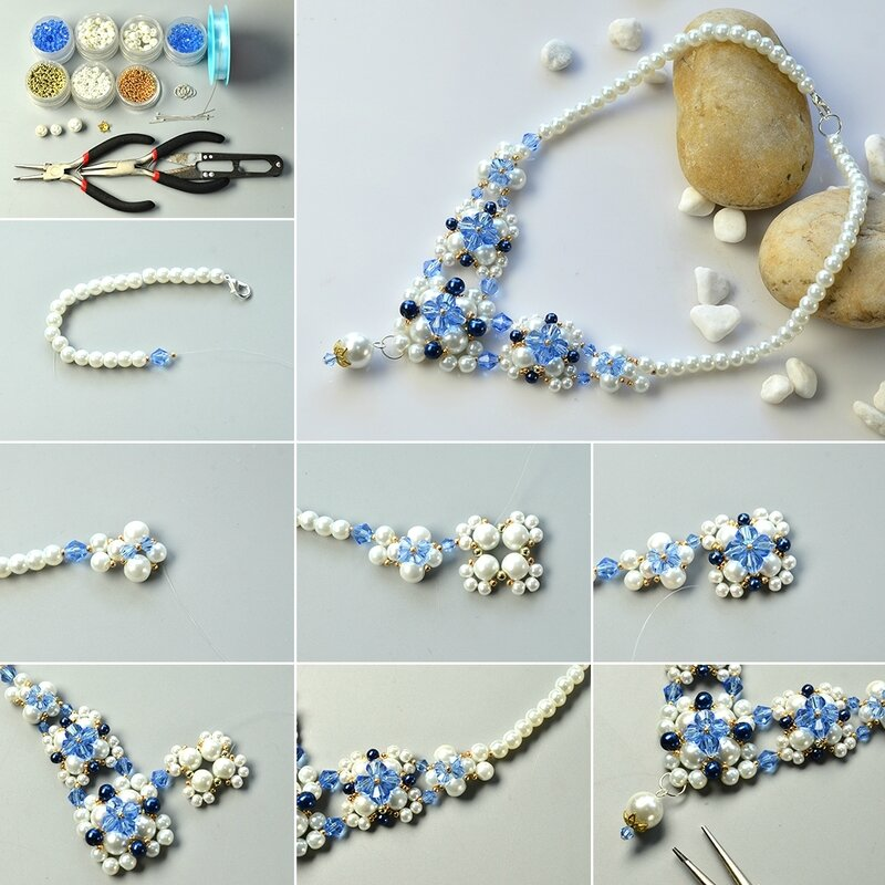 1080-Detailed-Tutorial-on-How-to-Make-an-Exquisite-Pearl-Bead-Flower-Pendant-Necklace