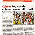 article alsace pays supplement 3 decembre 2010