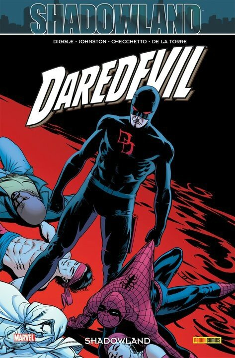 100% marvel daredevil 22 shadowland