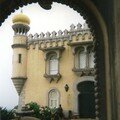Sintra Palais de la Pena