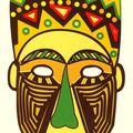 Masques africains pour demain.