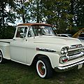 CHEVROLET Apache 31 pick-up 1959 Ohnenheim (1)