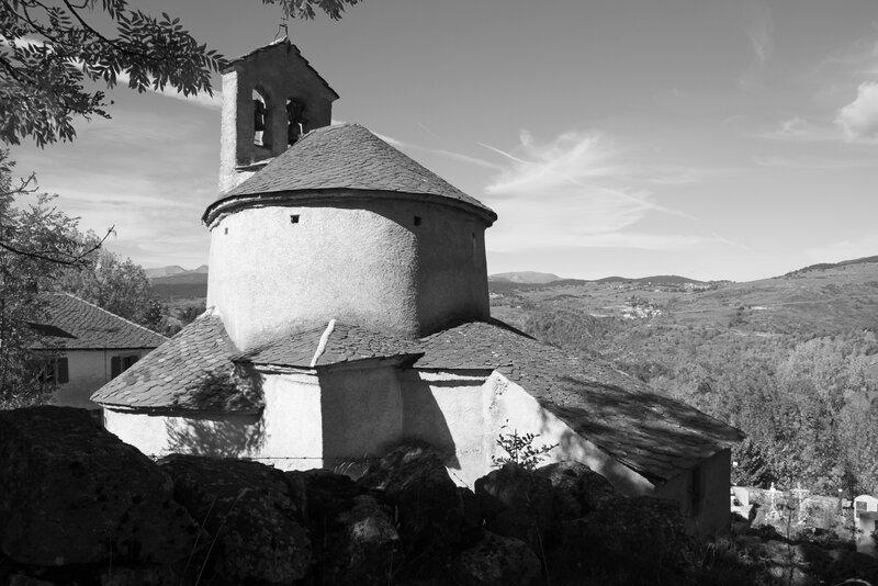 Eglise de Planès pour Lettre Maçonniques (CDoumergue)