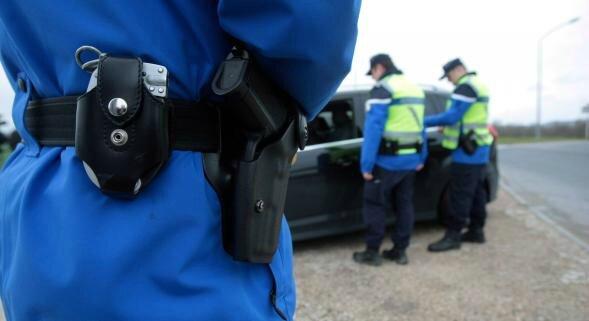 Gendarmerie contrôle Haute-Saône
