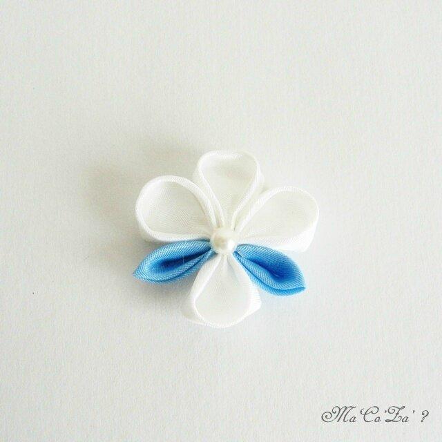 fleur kanzashi 2